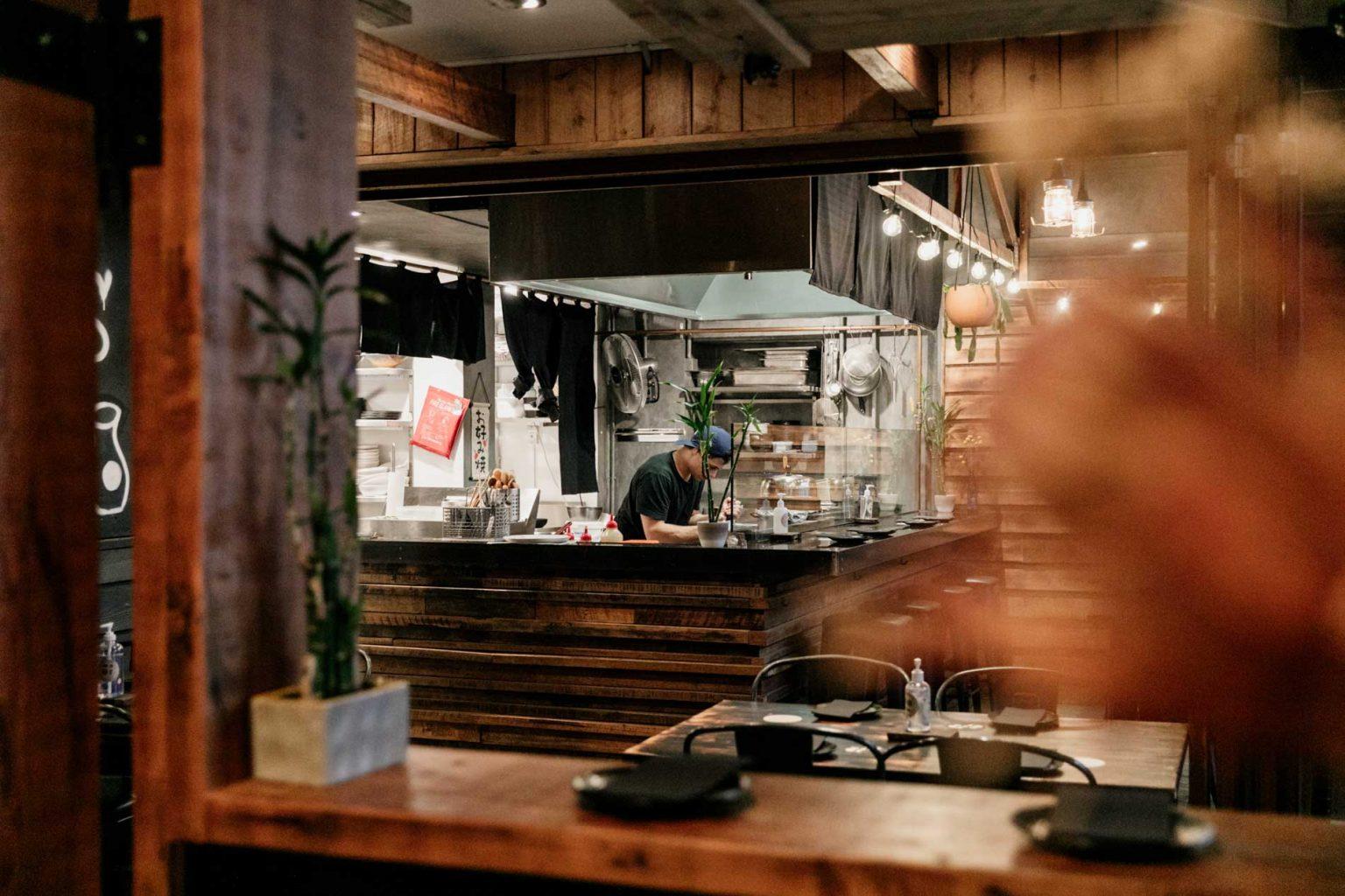 Oi old kitchen