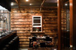 Oi old restaurant