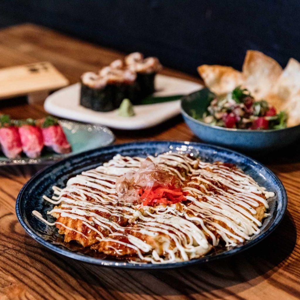 traditional Japanese Restaurant Gold Coast – okonomiyaki